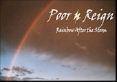 Poor n Reign - Rainbow After the Storm - Album Cover